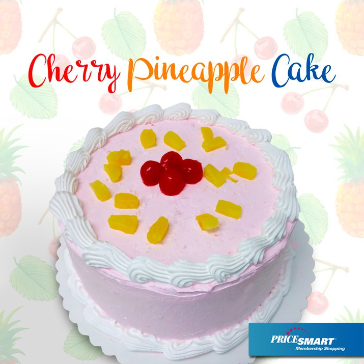 🍍🍒Cherry Pineapple Cake🍍🍒         A tropical feeling to taste!!! https://t.co/NIt6ObhRCa