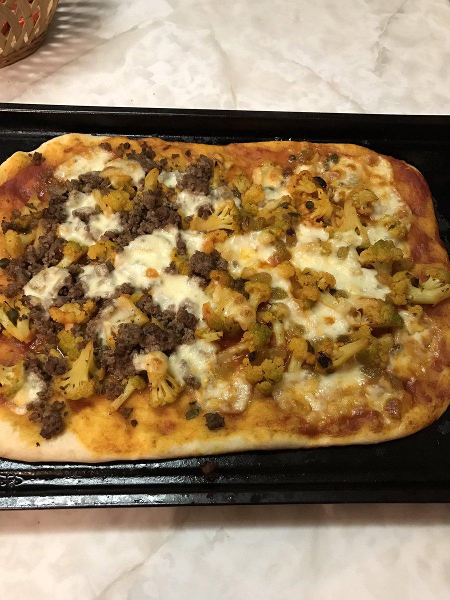 Blue apron cauliflower pizza - 0 Replies 0 Retweets 2 Likes