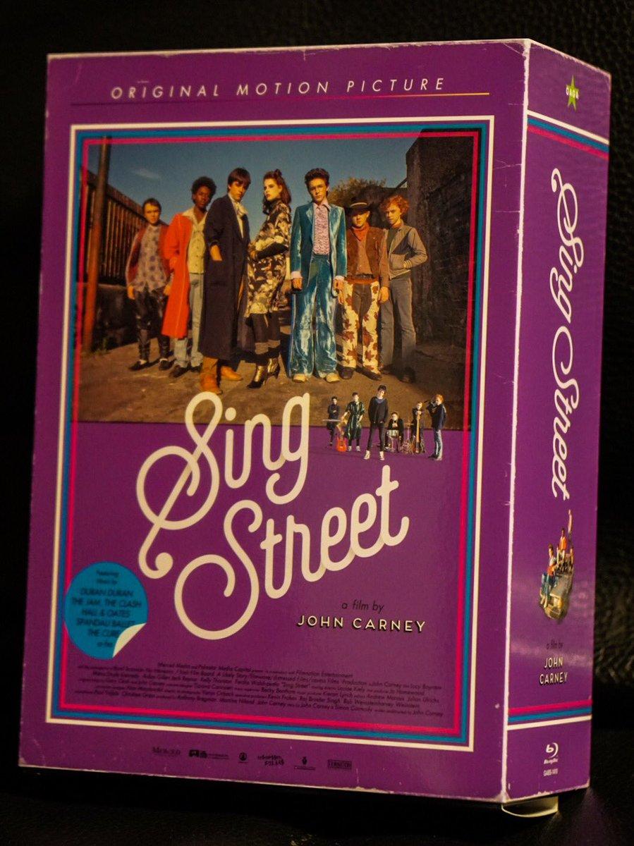「SING STREET」のBDを購入。