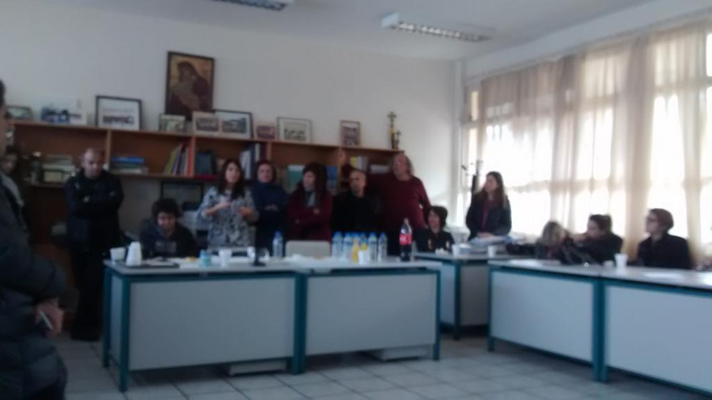 Wonderful to get such positive feedback from Greek colleagues and school staff on #TAE training. #TAEAthens https://t.co/3lQxKNAQI4