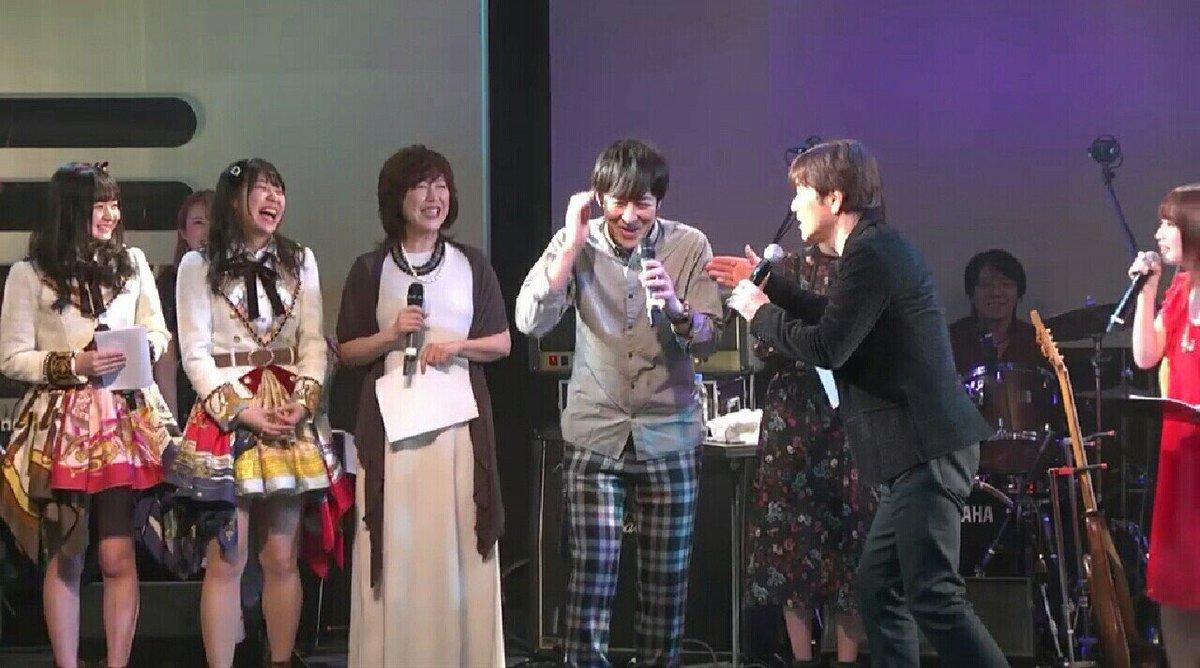 沢田知可子さん 1FINGERの皆さん いっくんさんと😭 (私以外のSKEちゃん!)  感動しました…