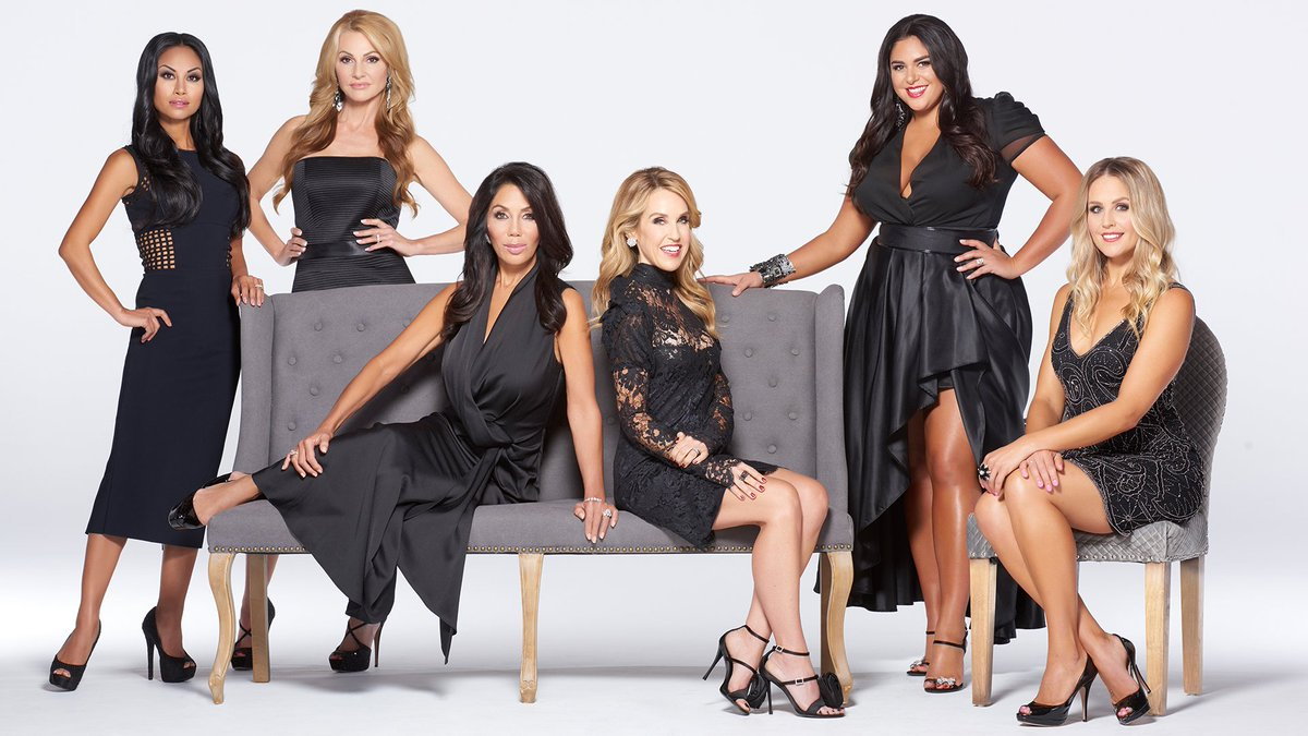 Meet the six from the 6ix #RHOT https://t.co/pMjpJ16CJu