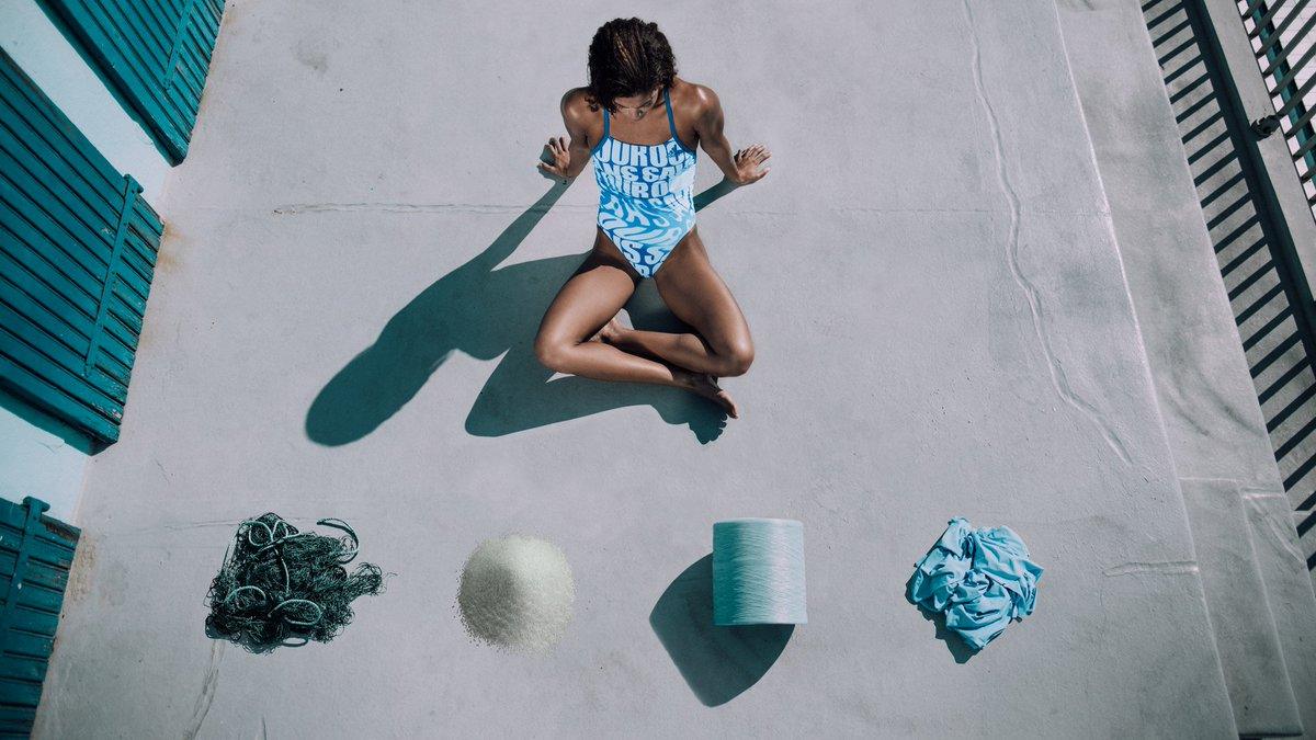 c12acccf103  adidas has again teamed up with  cyrillgutsch s Parley for the Oceans and  created swimwear made from up-cycled fishing nets   debris.pic.twitter.com   ...