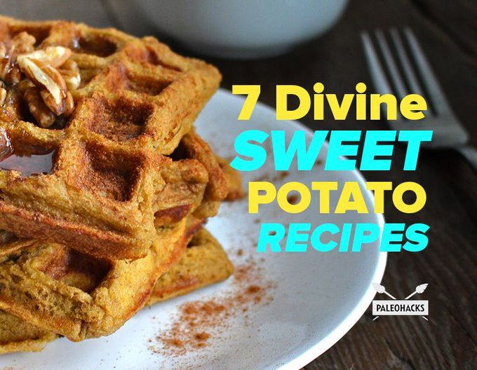 7 Divine Sweet Potato Recipes