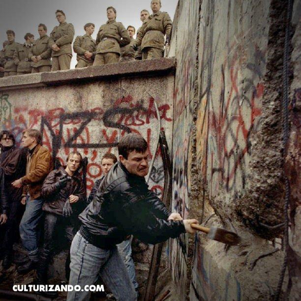 Culturizando On Twitter Undíacomohoy 1990 En Alemania Comienzan Las Obras De Derribo Del Muro De Berlín
