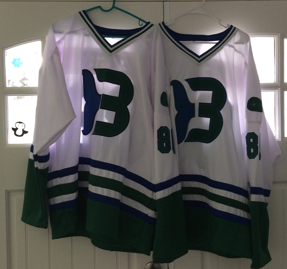 binghamton whalers jersey