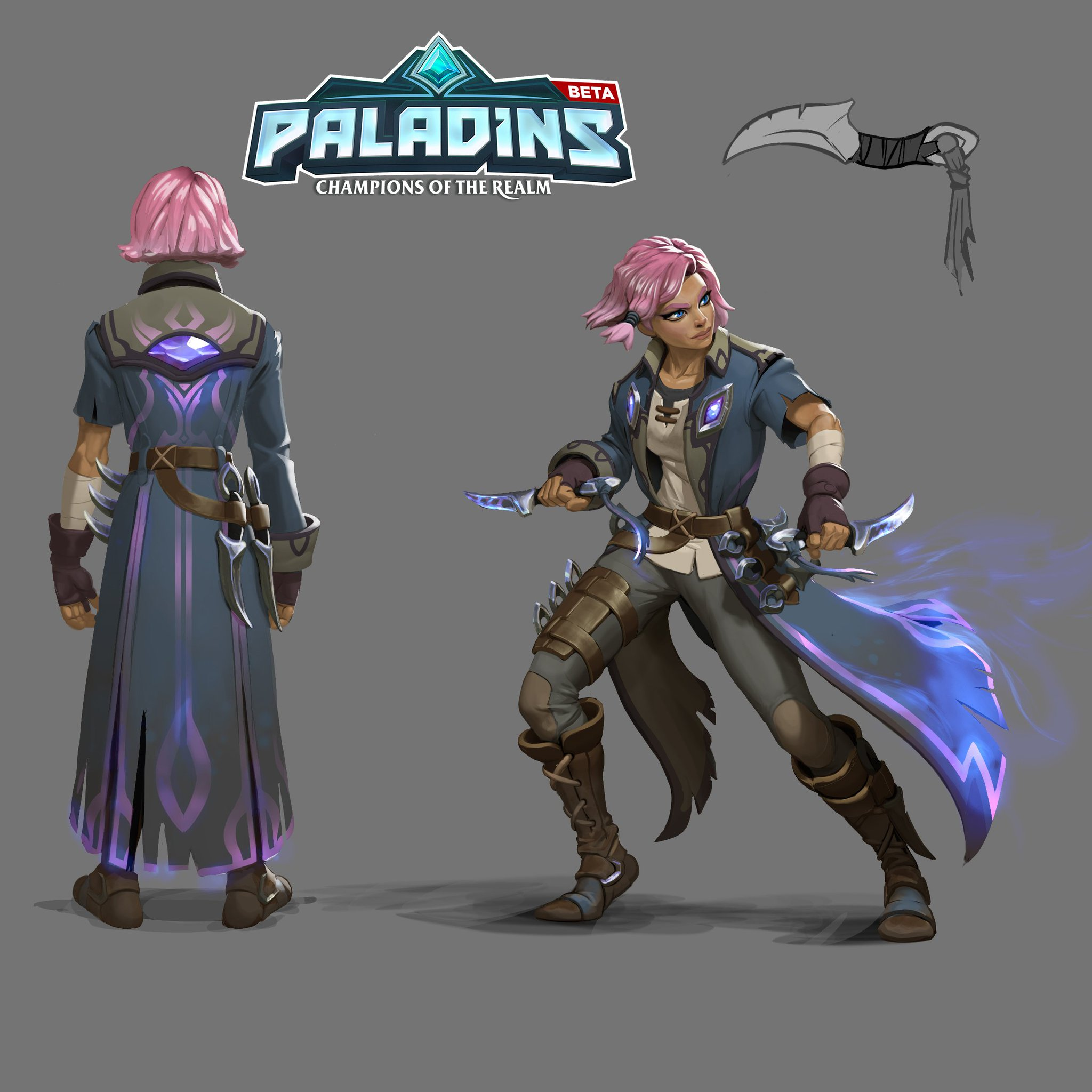 "Paladins: The Game On Twitter: ""Check Out This Maeve"