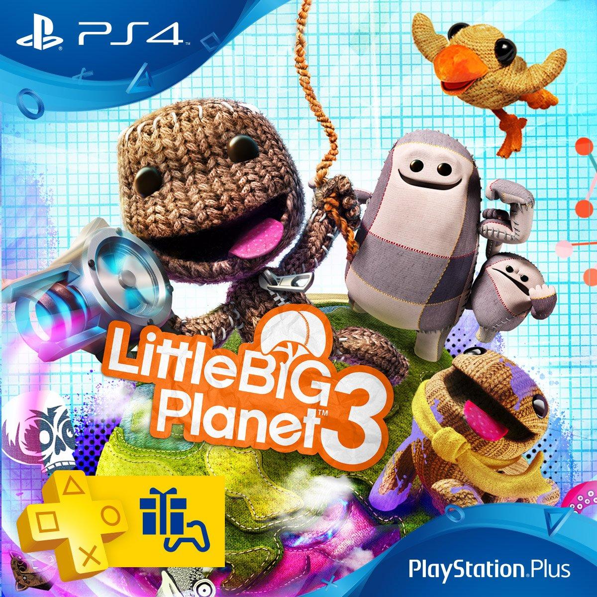 littlebigplanet 3 meet oddsock sonic