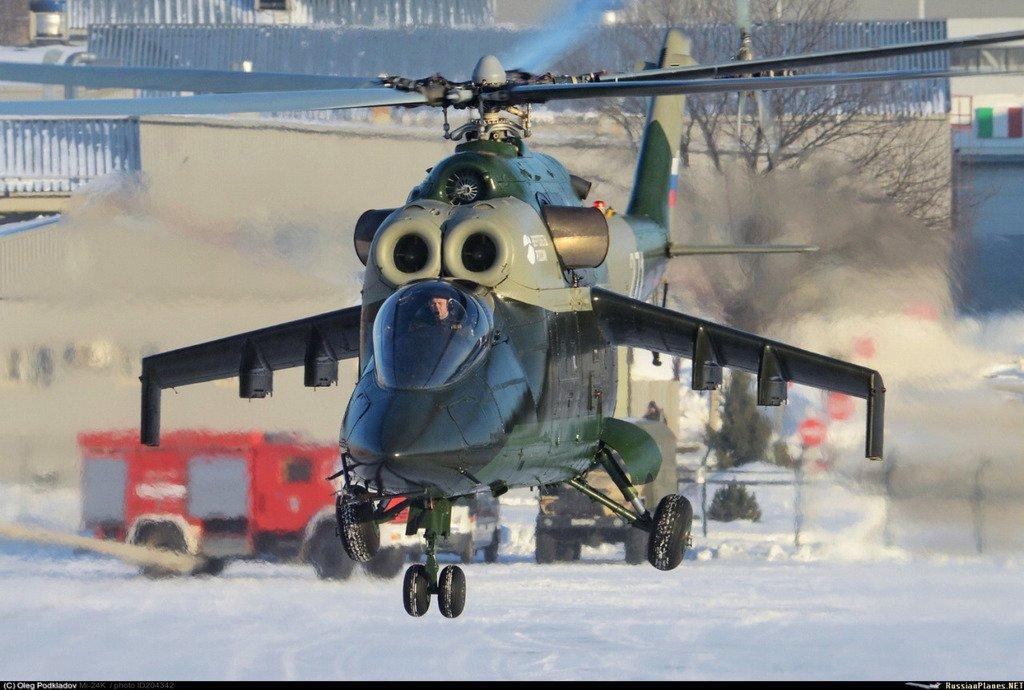 Baseado no Mi-24, Rússia desenvolve helicóptero de combate mais rápido do mundo