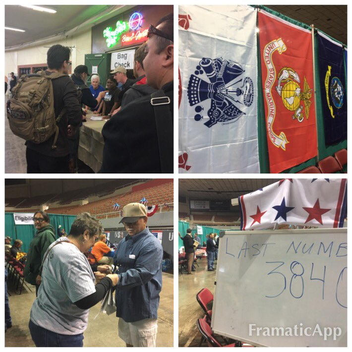 From housing to health care-thousands of #veterans receiving assistance to help gain their independence #standdown @BAcostaFox10<br>http://pic.twitter.com/9OwFqqcPXH