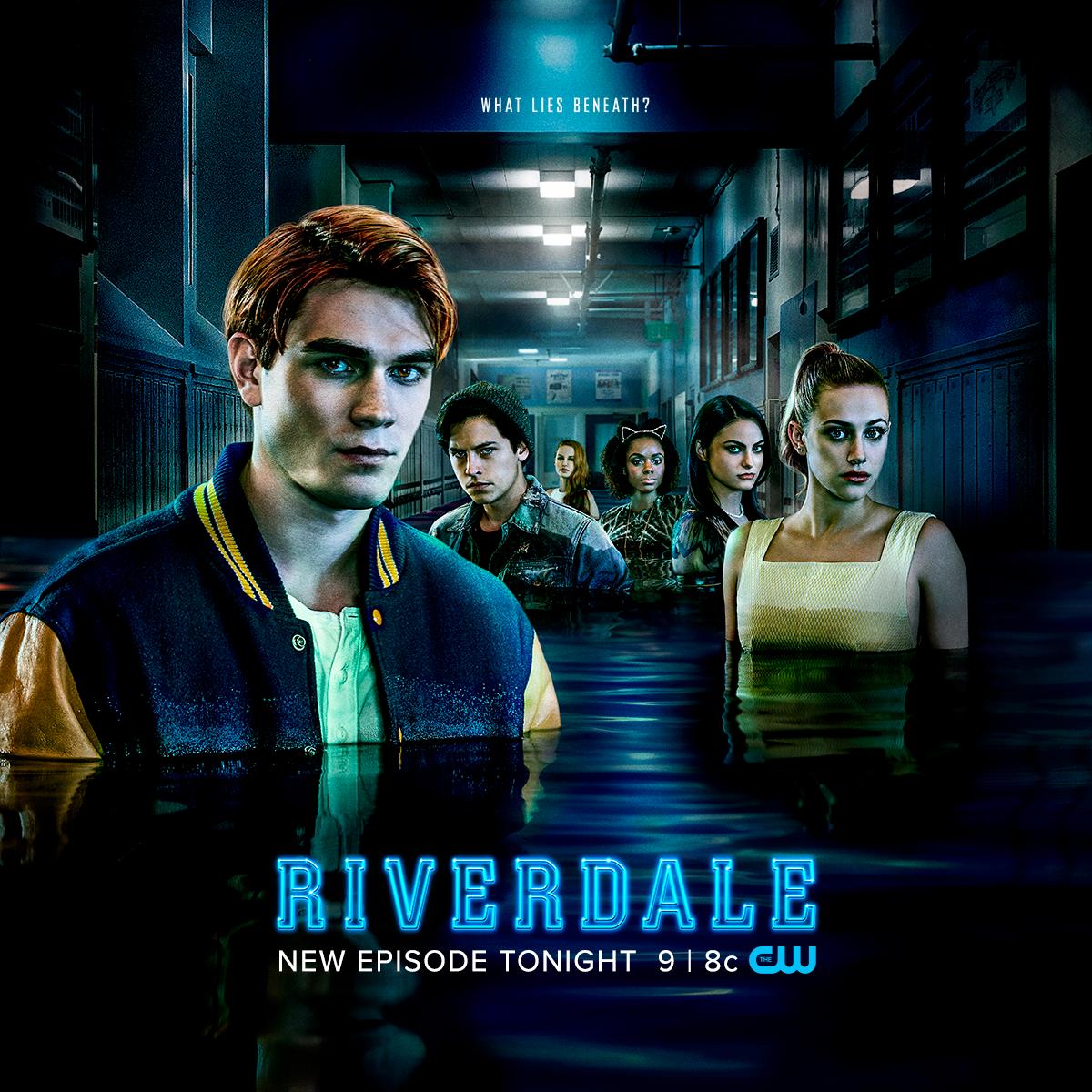 "Riverdale Wallpaper: Riverdale (S1E03) -- ""Chapter Three: Body Double"" -- 2/9"