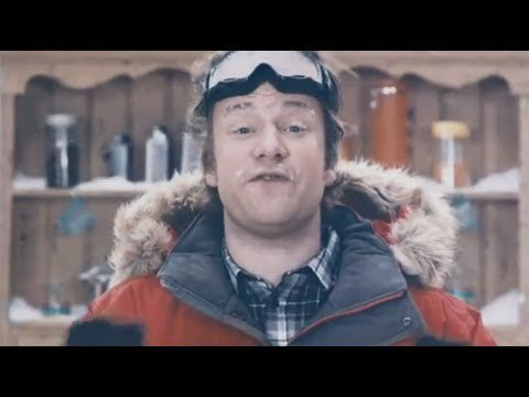 Jamie Oliver's Young's frozen fish TV ad #Food #Jamie #recipes