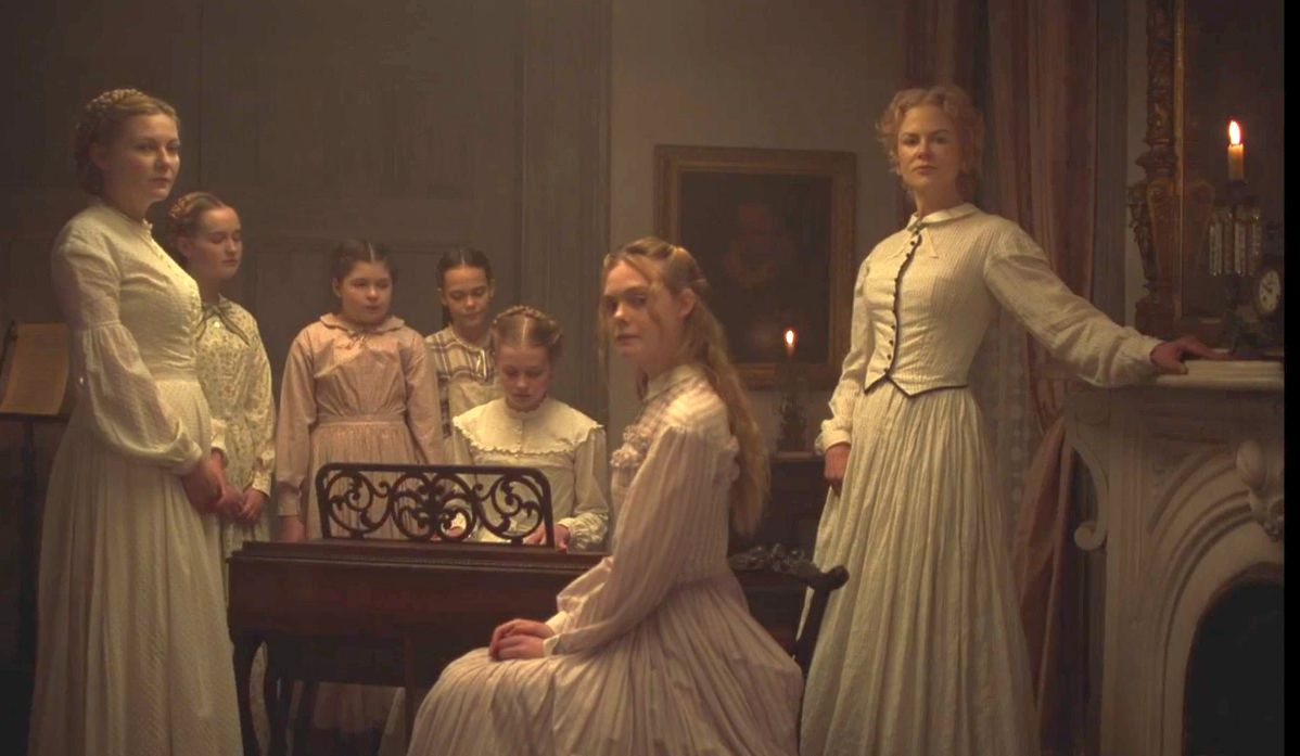 New The Beguiled Trailer Revealed 4