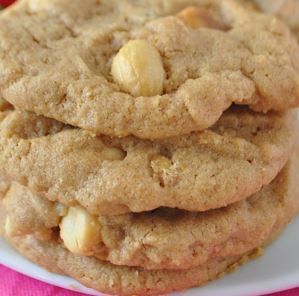 Spanish Peanut Cookies