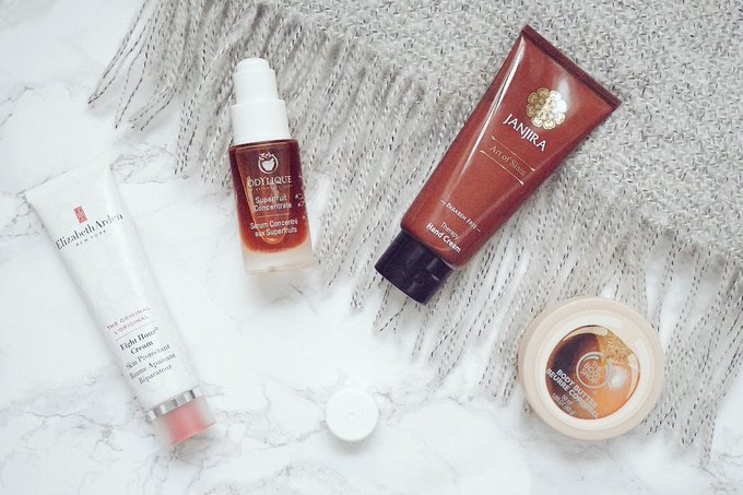 My Winter Skincare Essentials