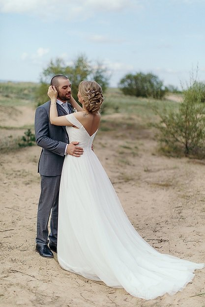 cb8df50388 We love Anna in this soft ball gown for a beach wedding! See style WG3785  in person! Book your appointment! http://bit.ly/2kqoKAy pic.twitter .com/yDx8MpaOeE
