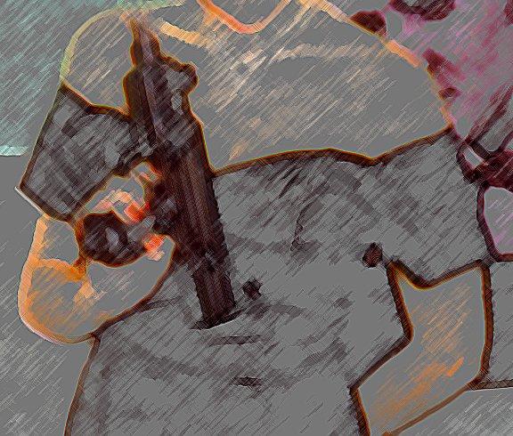 gun image copyright 1990-2017 Janet Kypers