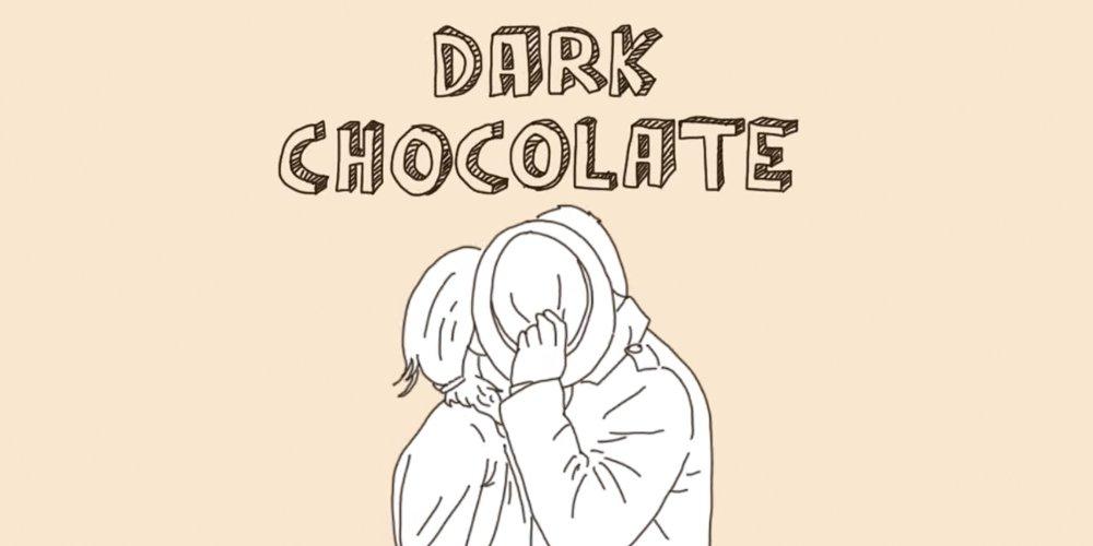 Imagini pentru moon kim dark chocolate