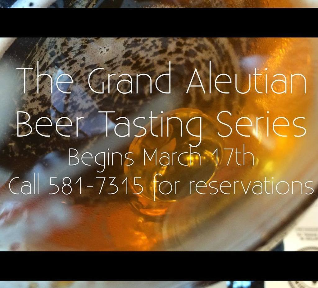 Grand aleutian hotel in dutch harbor - Grand Aleutian Hotel On Twitter Craftbeer Tasting Series Happening Monthly With Lots Of Great Food Pairings At The Gran Https T Co Klwra2lo86