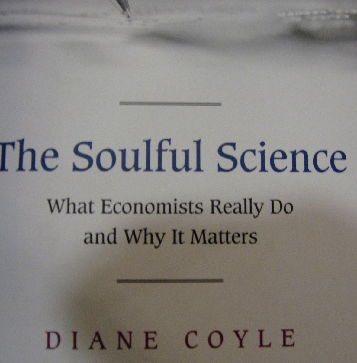 the soulful science coyle diane
