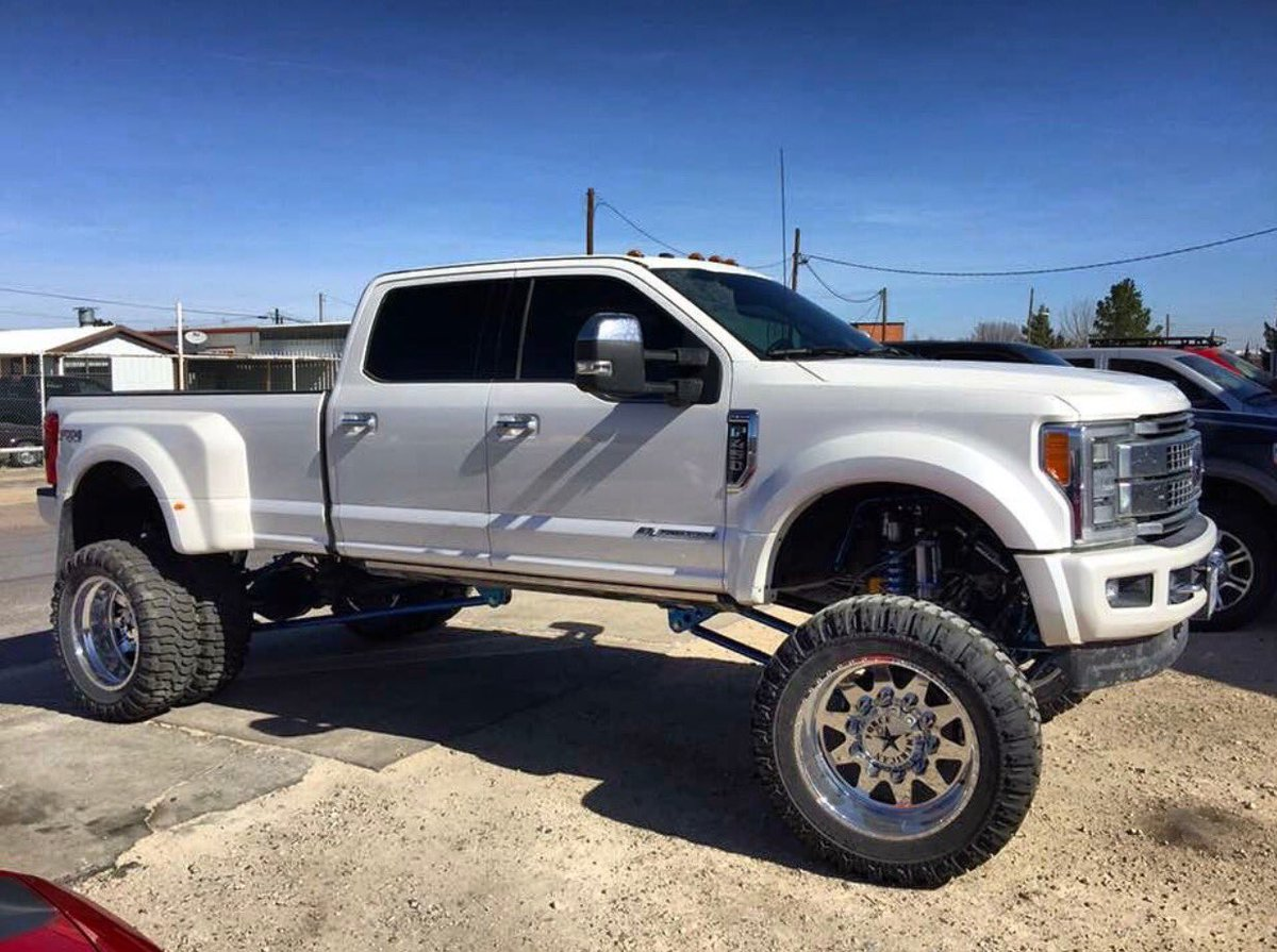 American Force On Twitter 17 Ford F450 24 Independence Super