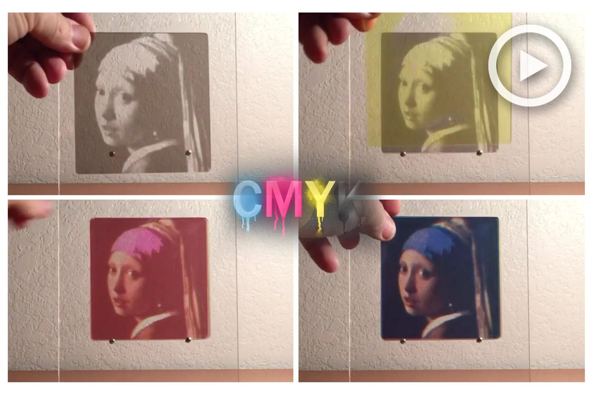 A GIF That Sweetly Demonstrates CMYK As It's Working https://t.co/fuQiBnxXe8 https://t.co/mITeyusSfY