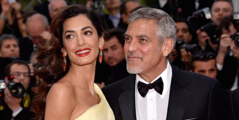 Renowned human rights lawyer Amal Clooney and her husband George are expecting twins! https://t.co/XfaOZUNvbS https://t.co/Bp3U7oBDV3