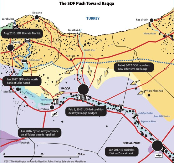 The Campaign to Retake Raqqa Is Accelerating  - by @fabricebalanche @WashInstitute https://t.co/Tylj8uO3pN https://t.co/BzvZikDNdz