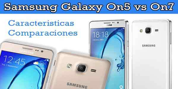 Thumbnail for Samsung on5 Vs Galaxy on7 Analisis, Características y Precios