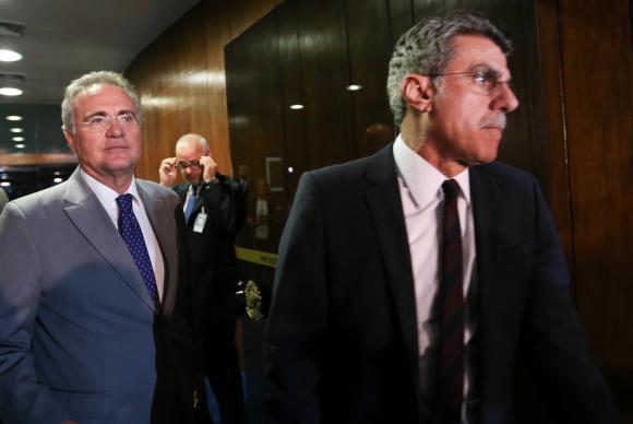 Lava Jato: STF abre inquérito contra Renan, Jucá, Sarney e Sérgio Machado https://t.co/rMFQylFb0O (📷 Arquivo/ABr)