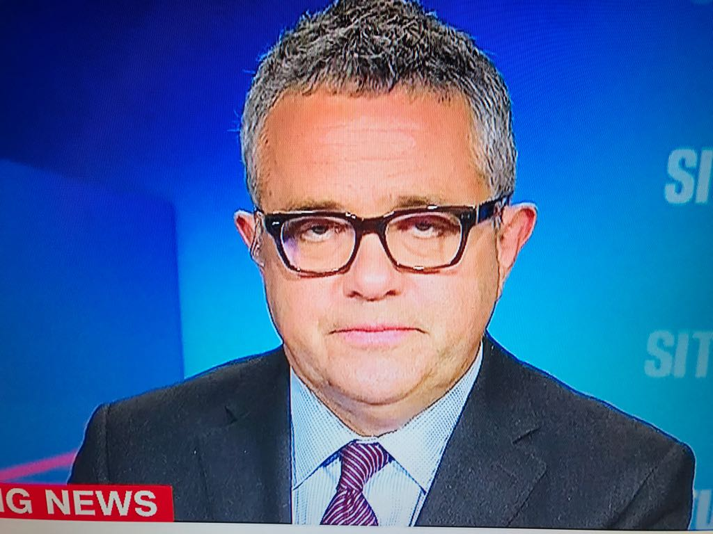 Folks...Don't forget who CNN's Jeffrey Toobin is a... POS ...