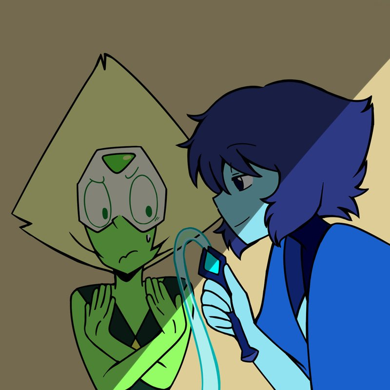 """""""I want to see Lapis wearing like this 👌"""""""