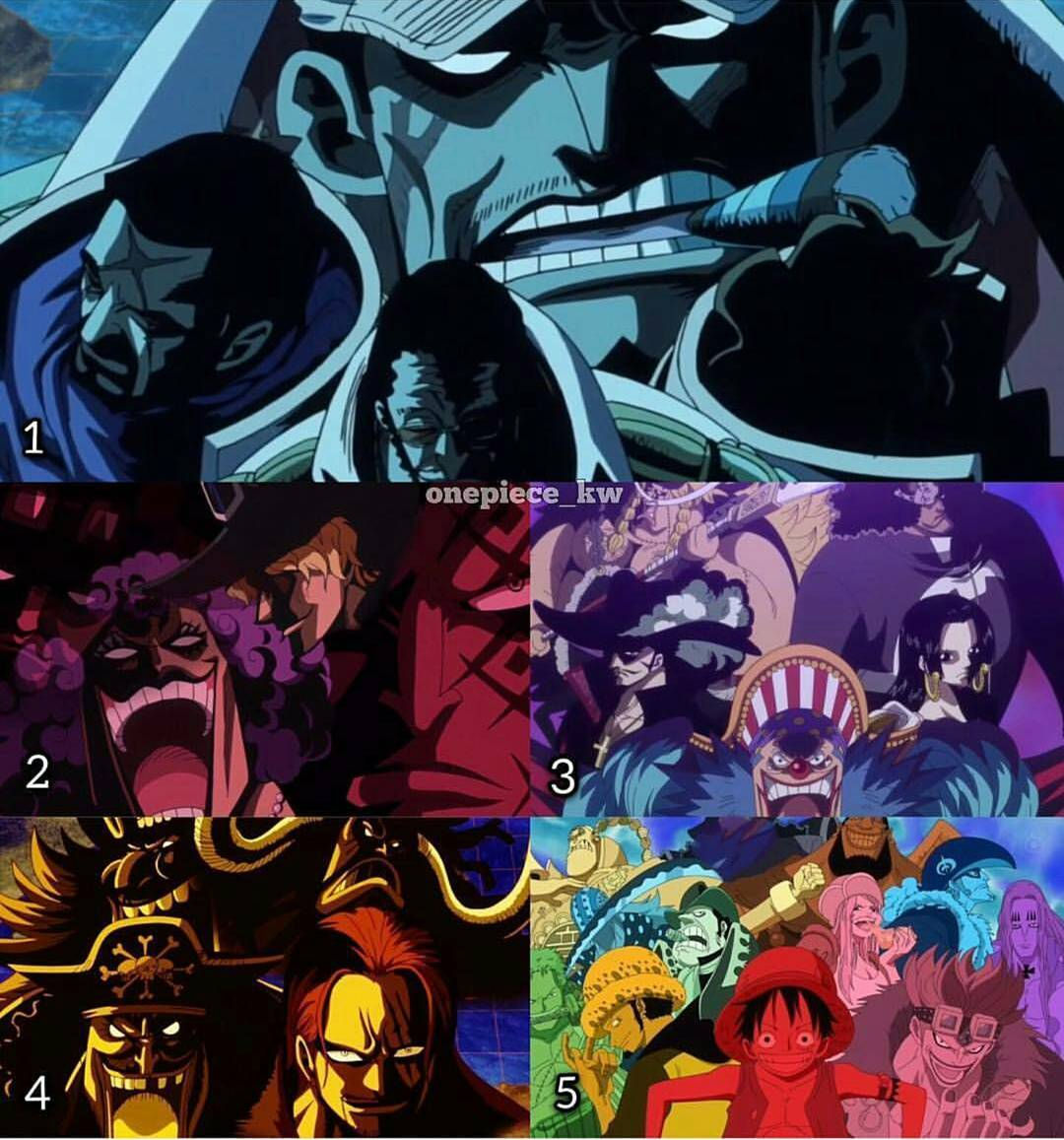 7 One Piece Characters Who Can Defeat A Yonkō: One Piece Akainu