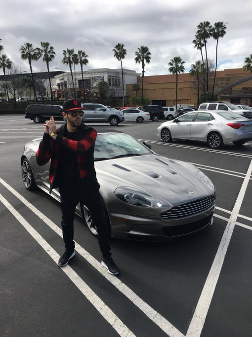 This is why we picked up the Aston Martin DBS #OOTD