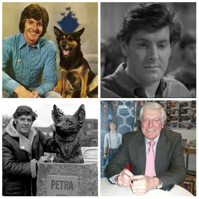 Peter Purves is 78 today, Happy Birthday Peter!