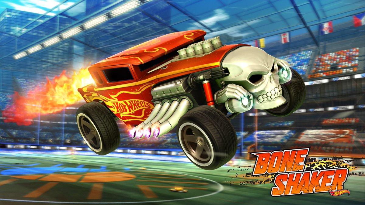 Bone Shaker III