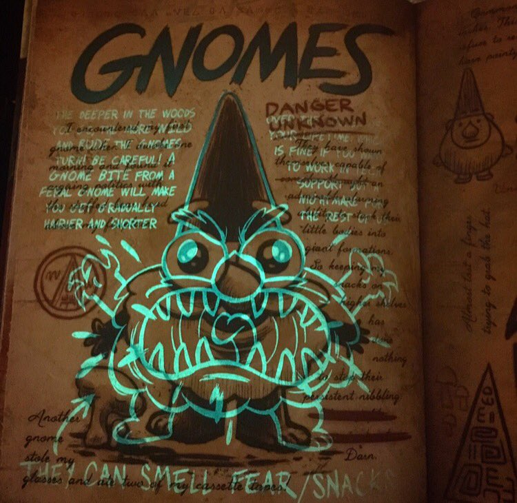 "Alex Hirsch on Twitter: ""See Gravity Falls in a whole new"