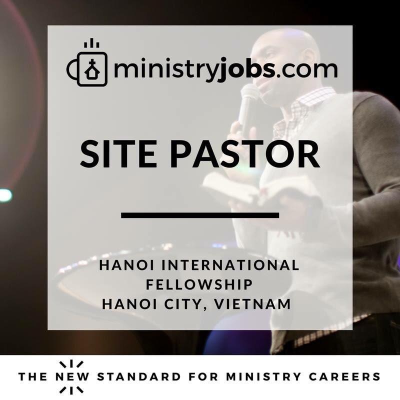 Ministry Jobs on Twitter: