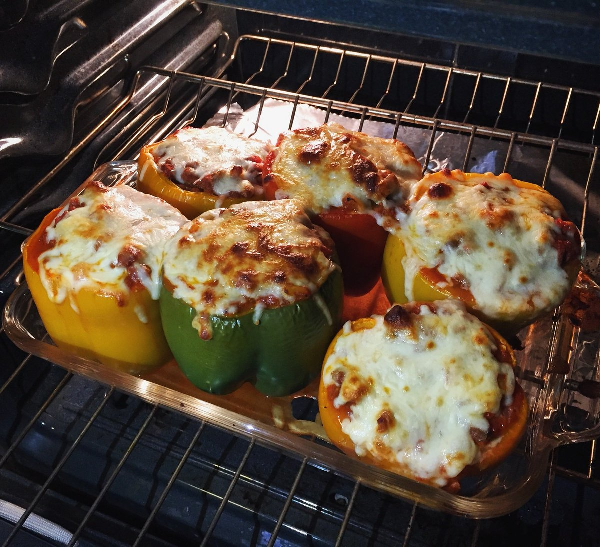 The Restaurant Zack On Twitter Stuffed Bell Peppers What