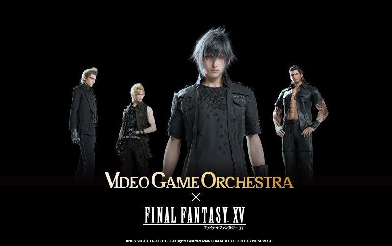 【VIDEO GAME ORCHESTRA】3月25日(土)東京•人見記念講堂公演の演目第二弾として…