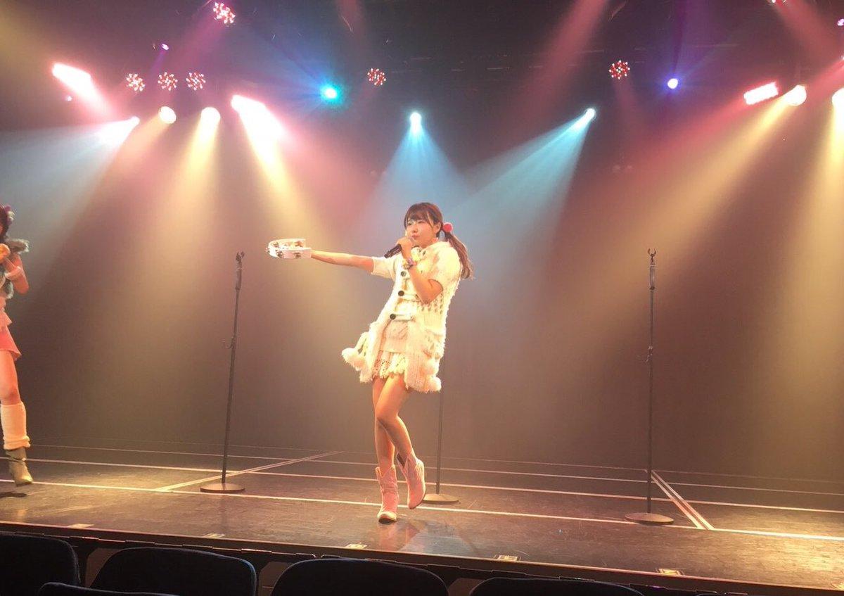 るりなが初日公演のゲネプロの時に撮ってくれてた😂💕 舞台上から客席でカメラ構える姿もしっかり見えてま…
