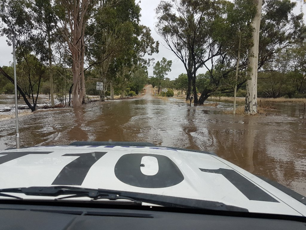 Thumbnail for Flooding eases in south WA, one man dead, one missing