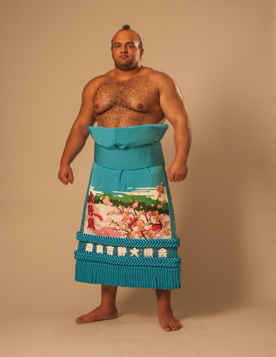 <誕生日ツイート>本日、大砂嵐25歳の誕生日です!#sumo