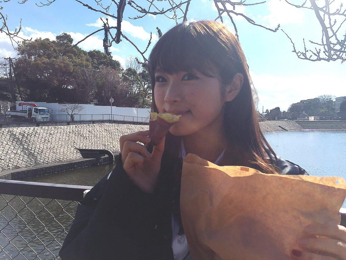 今日は焼き芋日和🍠ほくほく、、💓  #お芋さん大好き #ぽくぽく百景もぐもぐ旅  #しあわせロケ 〜…