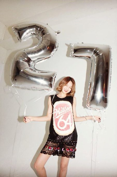 HAPPY BIRTHDAY CHOI SOOYOUNG may GOD ALWAYS BLESS YOU