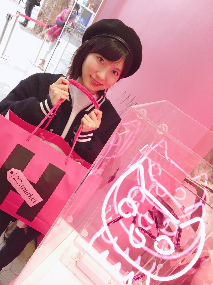 原宿ラフォーレにて開催されてる大好きな小嶋さんのお店【22;market】に行ってきました😆🌟 どれ…