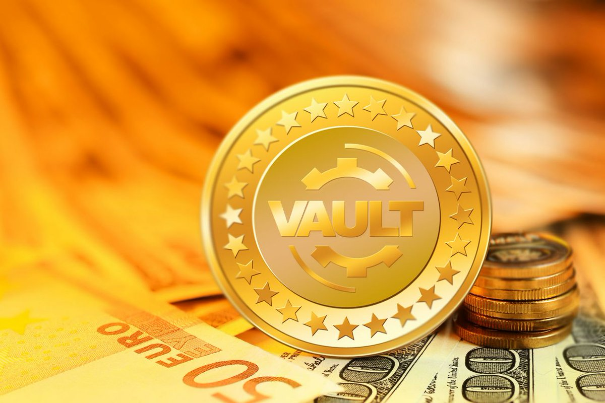 vault coin cryptocurrency