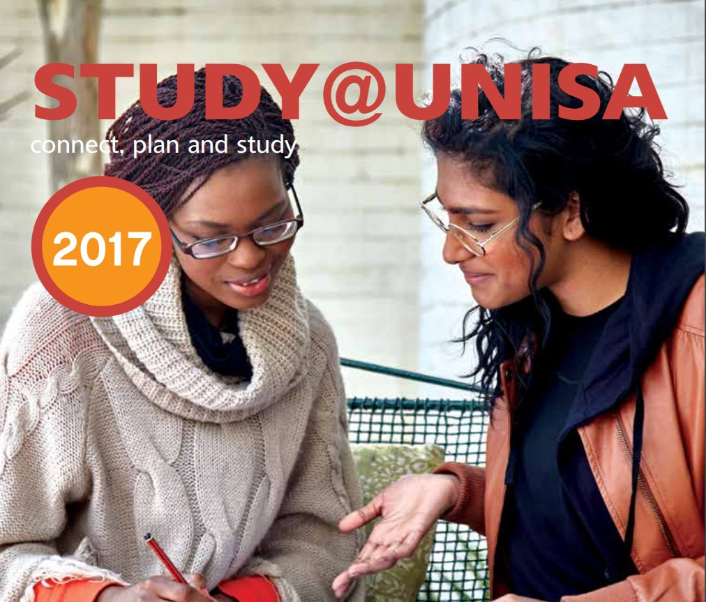 Unisa On Twitter The Mystudy Brochure Is A Survival Kit That Has All The Tips Info You Need To Succeed At Unisa Download Today Https T Co Hwmwp7syuk Https T Co Cokpn5lb49