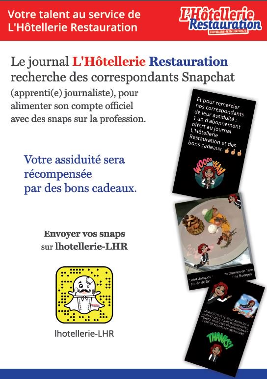 Le Journal De La Restauration #2: 1:06 AM - 10 Feb 2017 From Epinal, France
