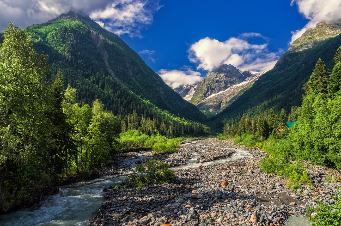 пейзажи карачаево черкесии фото кусочек природы обстановку